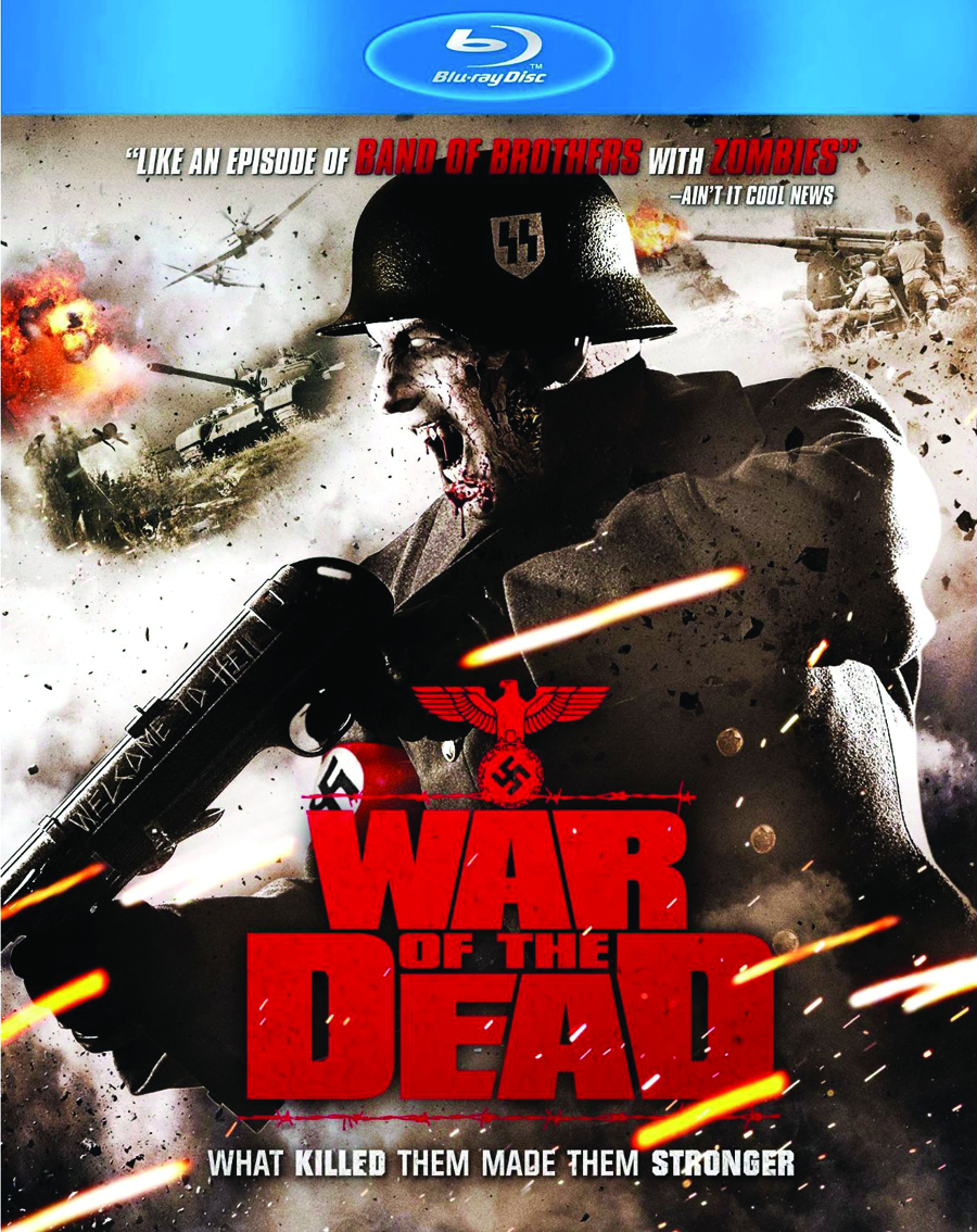 WAR OF THE DEAD BD + DVD