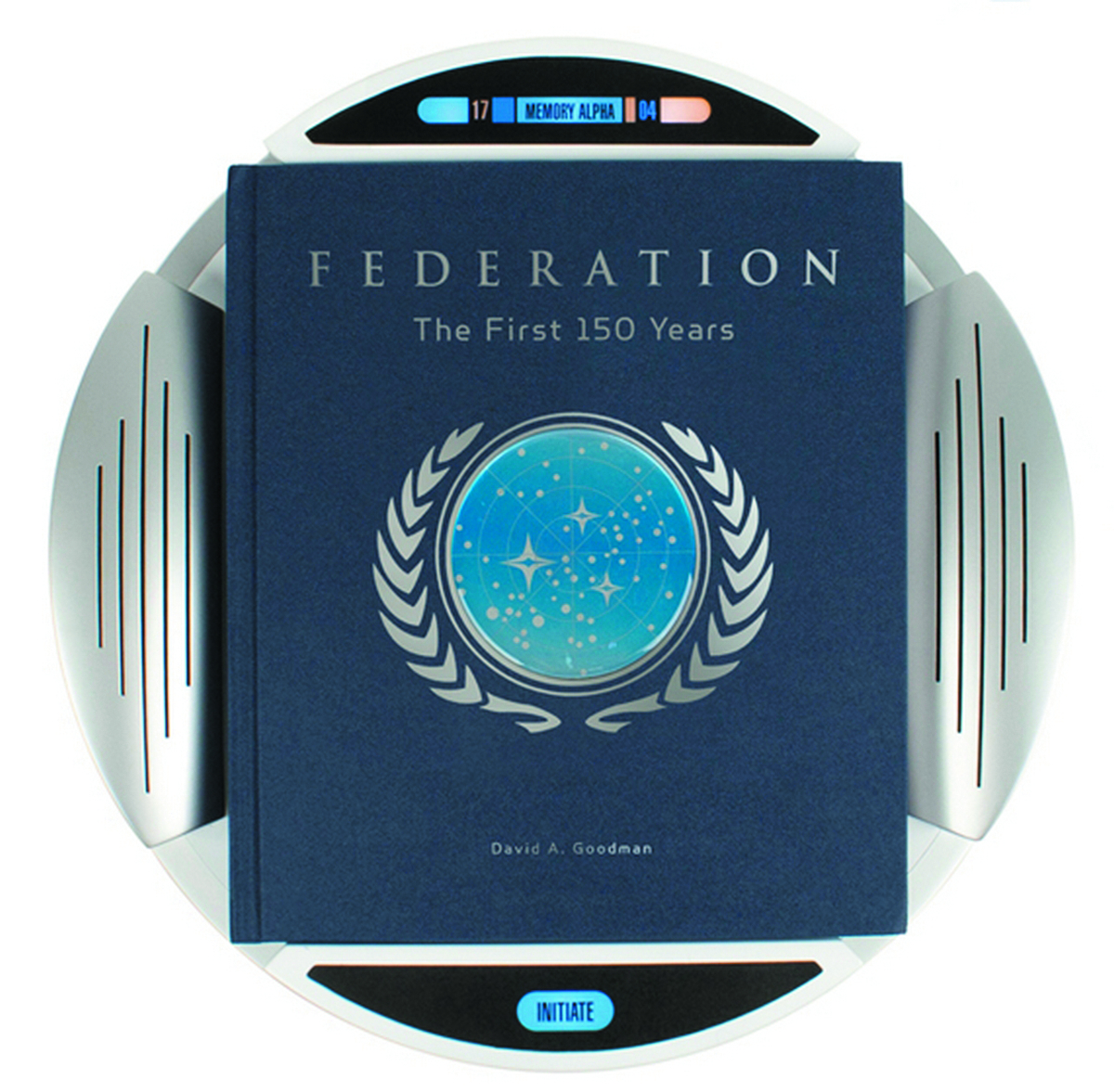 STAR TREK FEDERATION FIRST 150 YEARS DLX HC