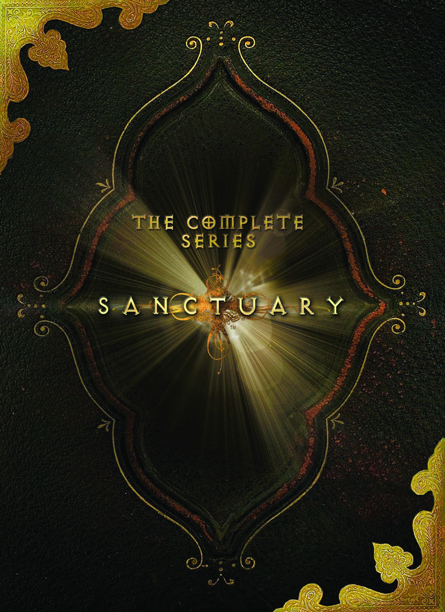 SANCTUARY COMP SER DVD