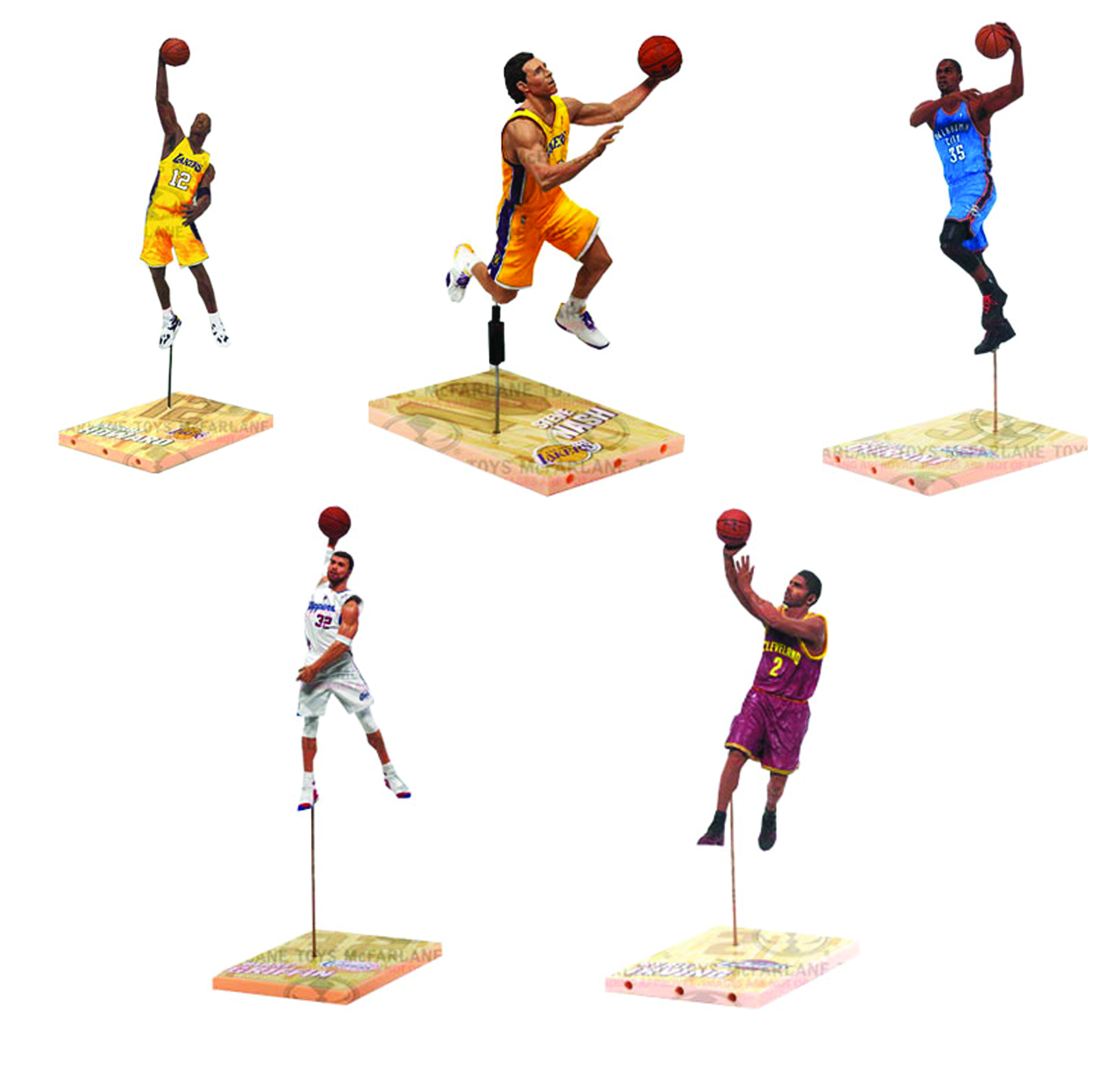 TMP NBA SERIES 22 KYRIE IRVING AF CS