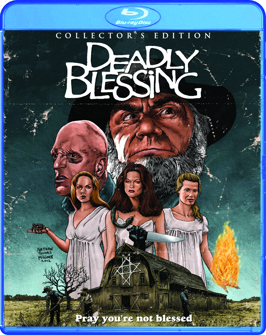 DEADLY BLESSING BD