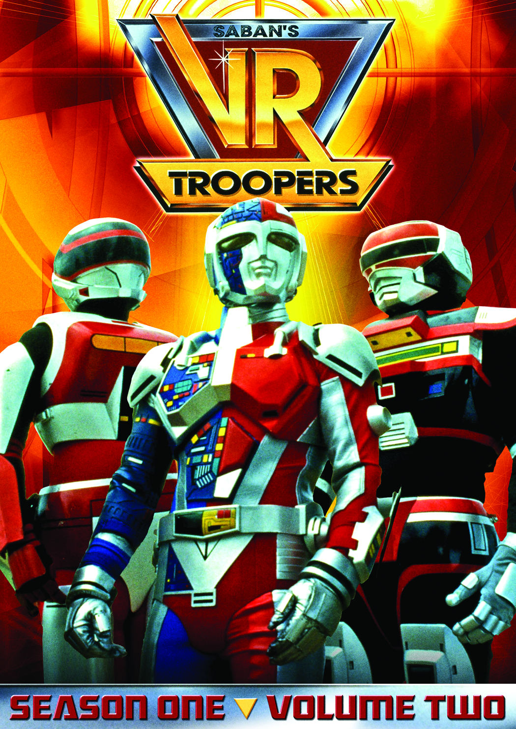 VR TROOPERS DVD SEA 01 VOL 2