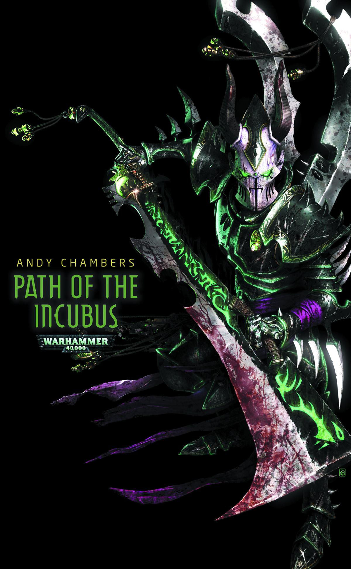 WARHAMMER 40K PATH OF THE INCUBUS MMPB