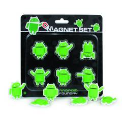 ANDROID FOUNDRY MAGNET 6PK