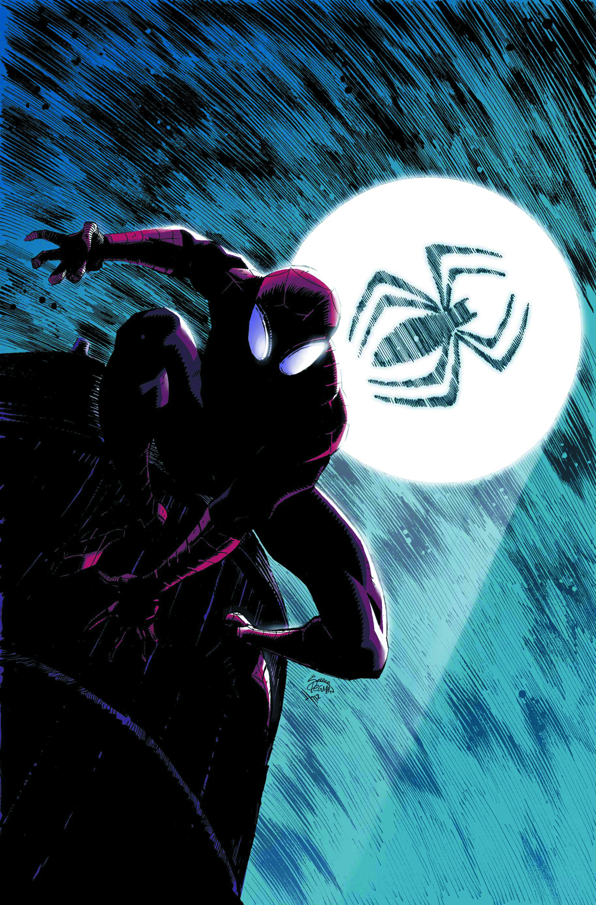SUPERIOR SPIDER-MAN #3 NOW