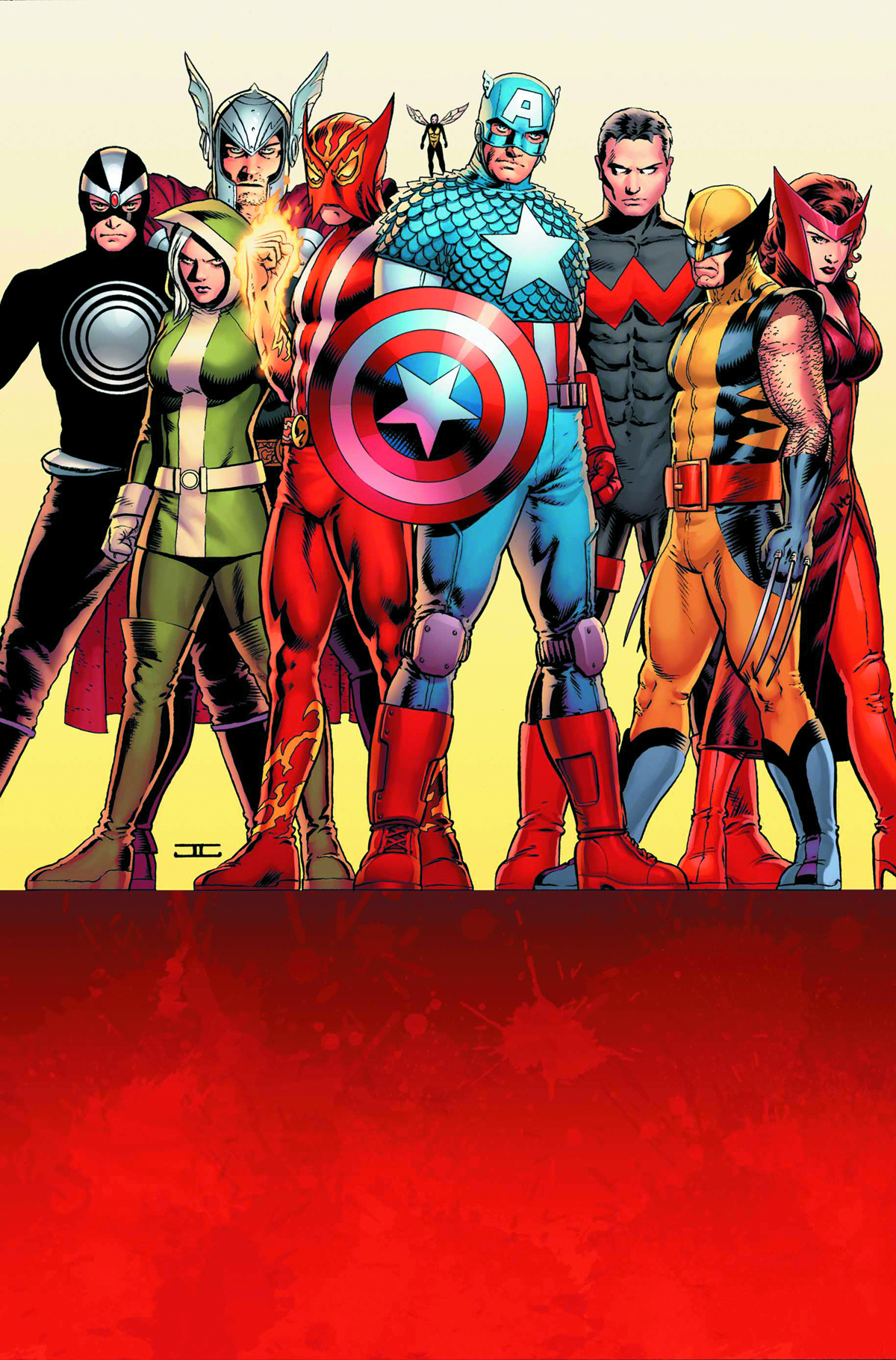 UNCANNY AVENGERS #5 NOW2