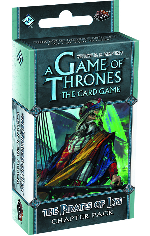 GAME THRONES LCG PIRATES OF LYS CHAPTER PACK