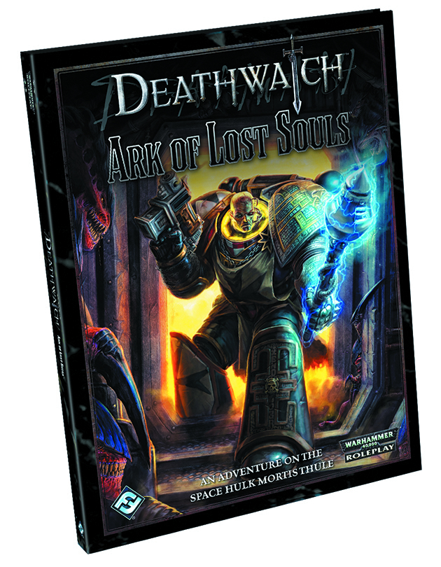 WH40K DEATHWATCH ARK OF LOST SOULS