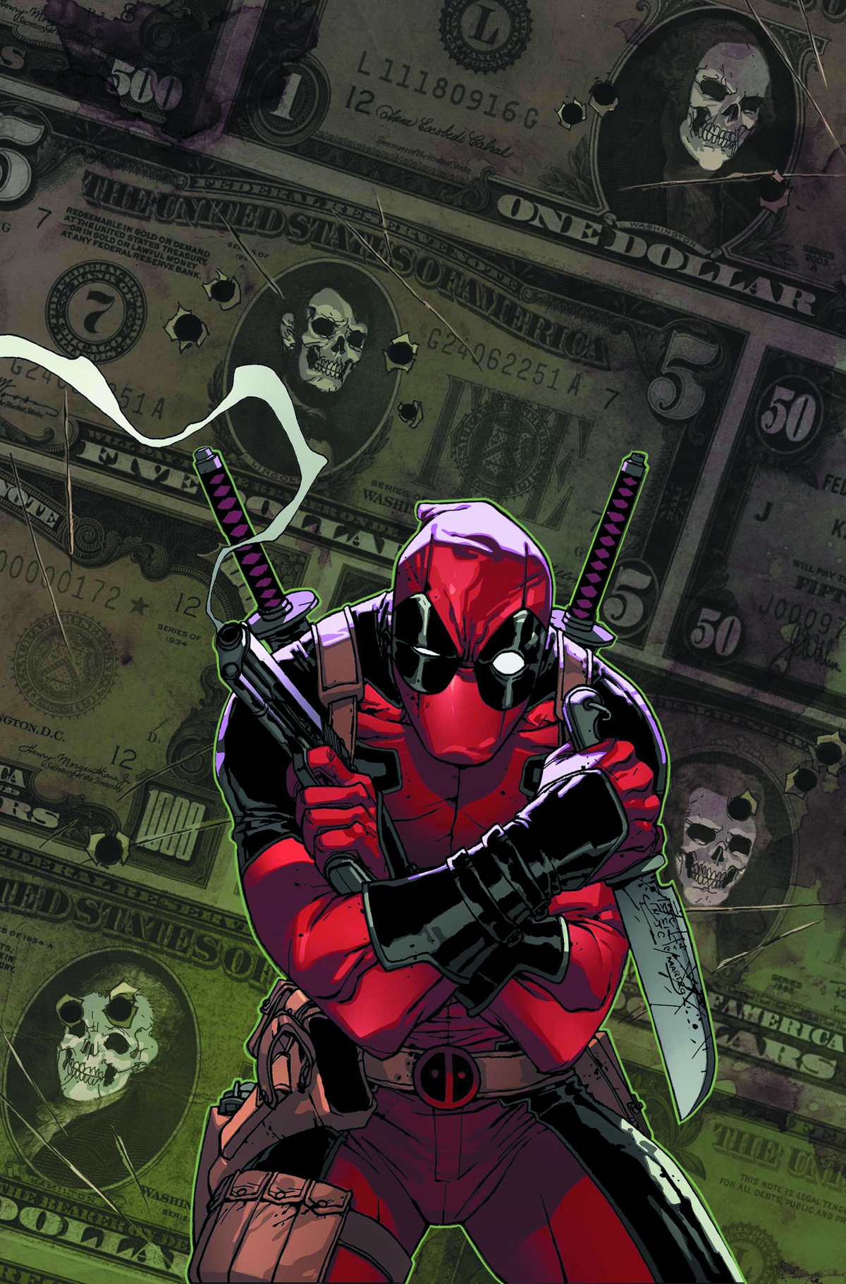 DEADPOOL #5 NOW