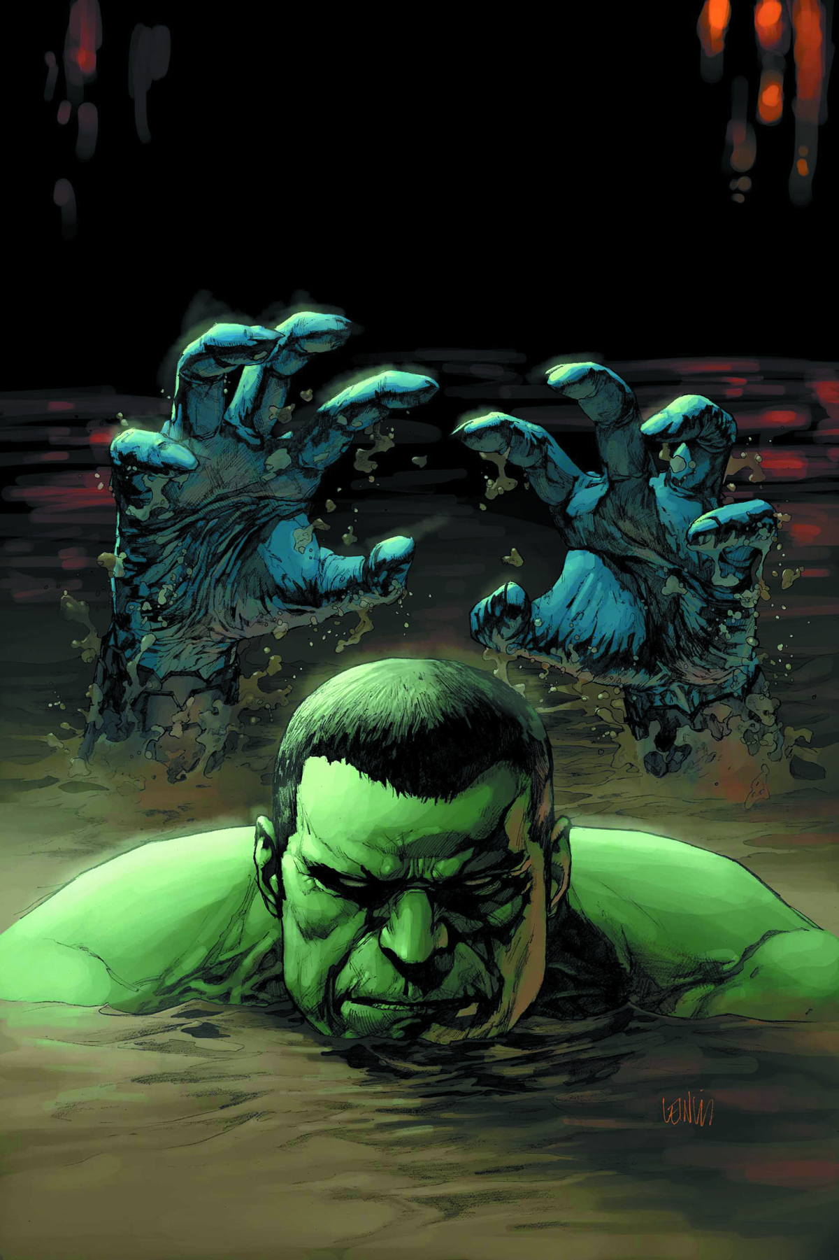 INDESTRUCTIBLE HULK #4 NOW2