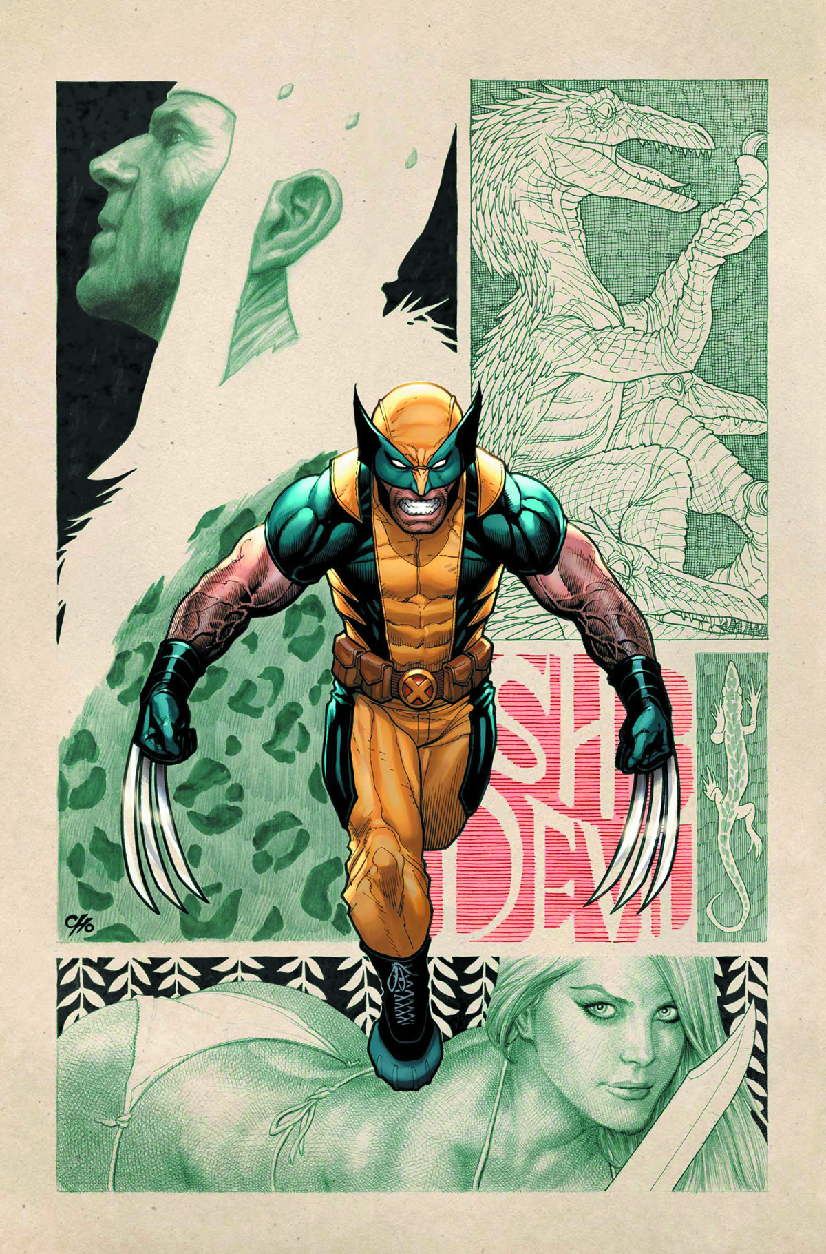 SAVAGE WOLVERINE #2 NOW