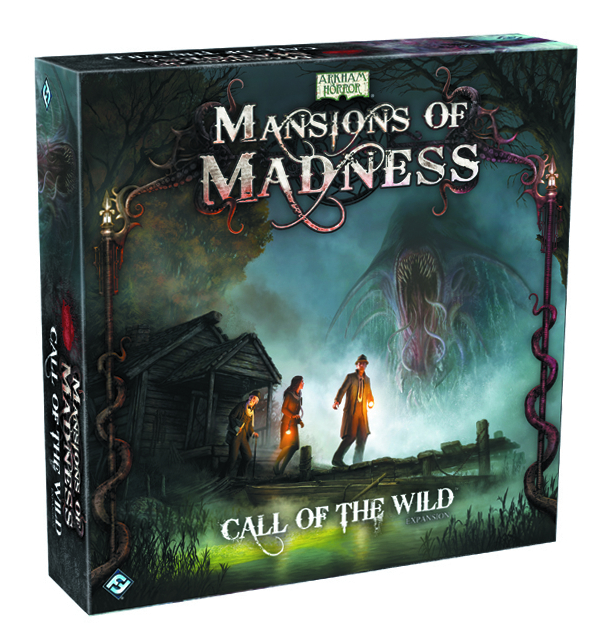 MANSIONS OF MADNESS CALL OF THE WILD EXP