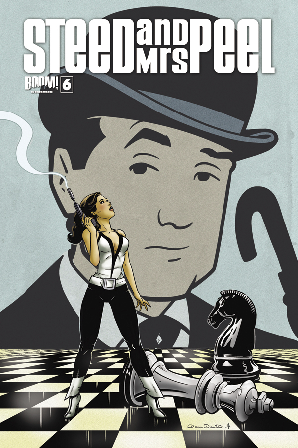 STEED AND MRS PEEL ONGOING #6
