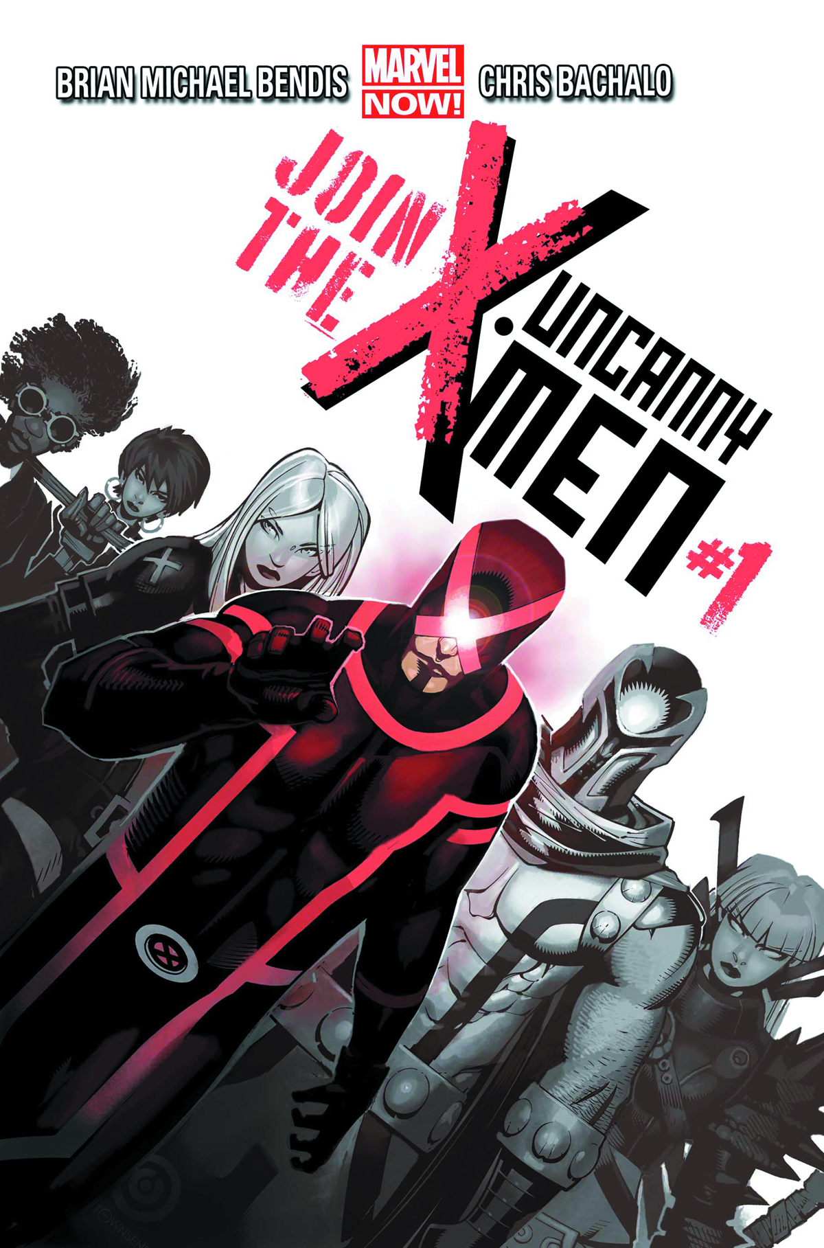 UNCANNY X-MEN #1 NOW