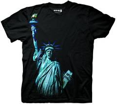 DOCTOR WHO ANGEL OF LIBERTY PX BLK T/S XL