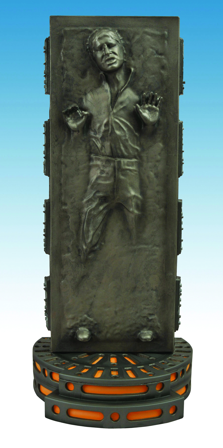 STAR WARS HAN SOLO IN CARBONITE BANK