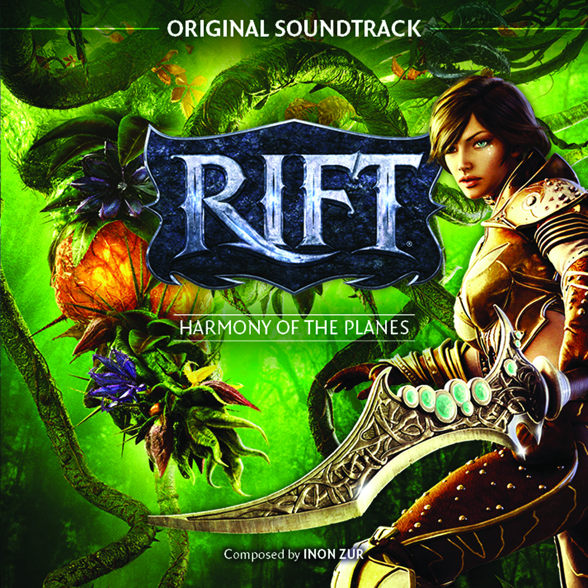RIFT HARMONY OF THE PLANES OST CD