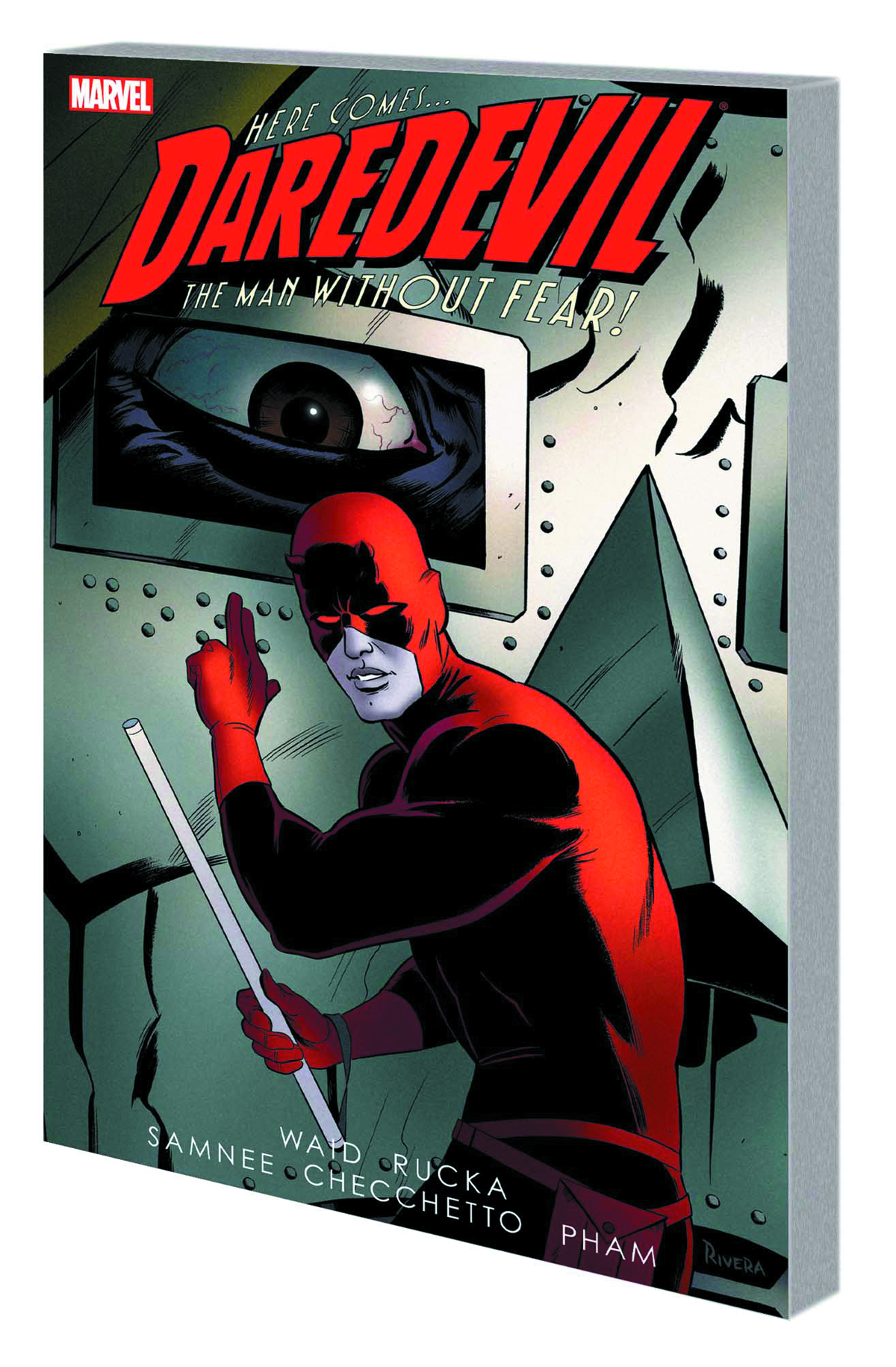 DAREDEVIL BY MARK WAID TP VOL 03