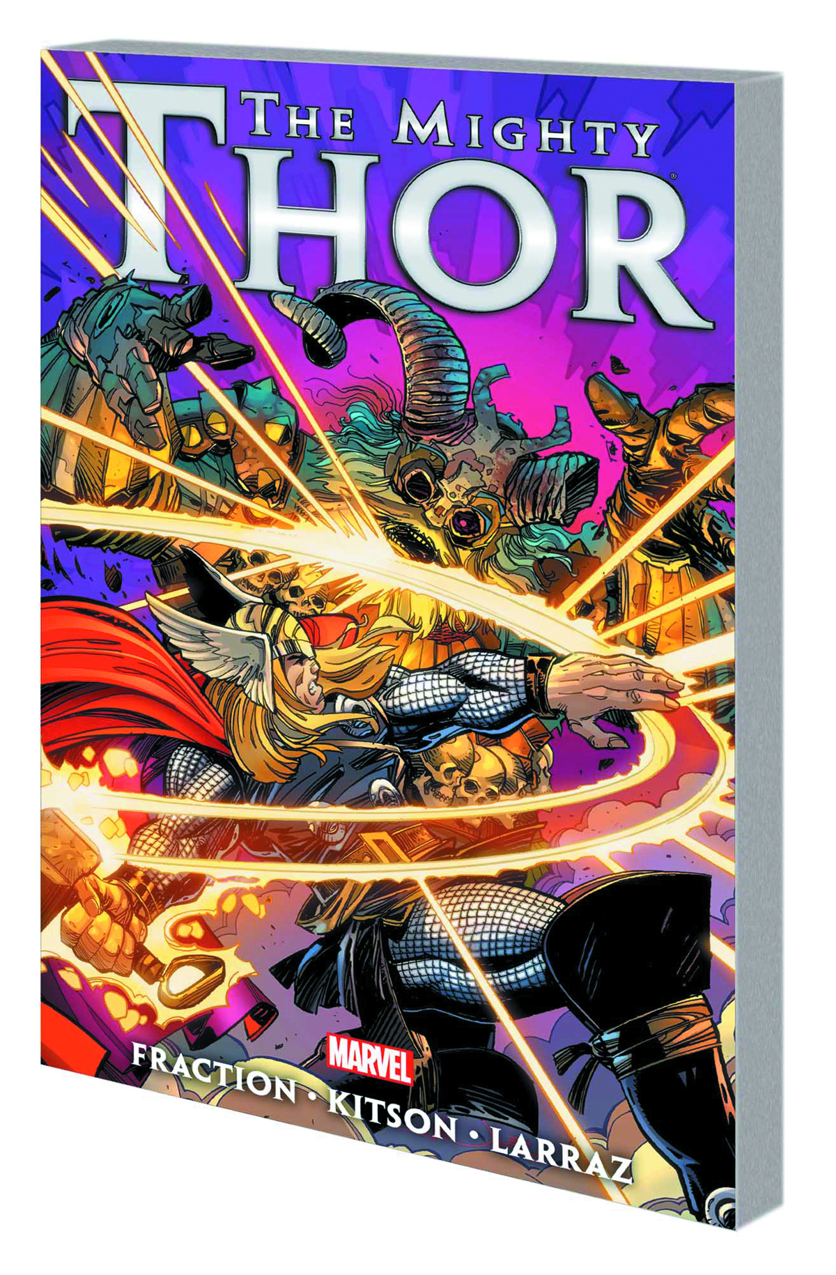 MIGHTY THOR BY MATT FRACTION TP VOL 03