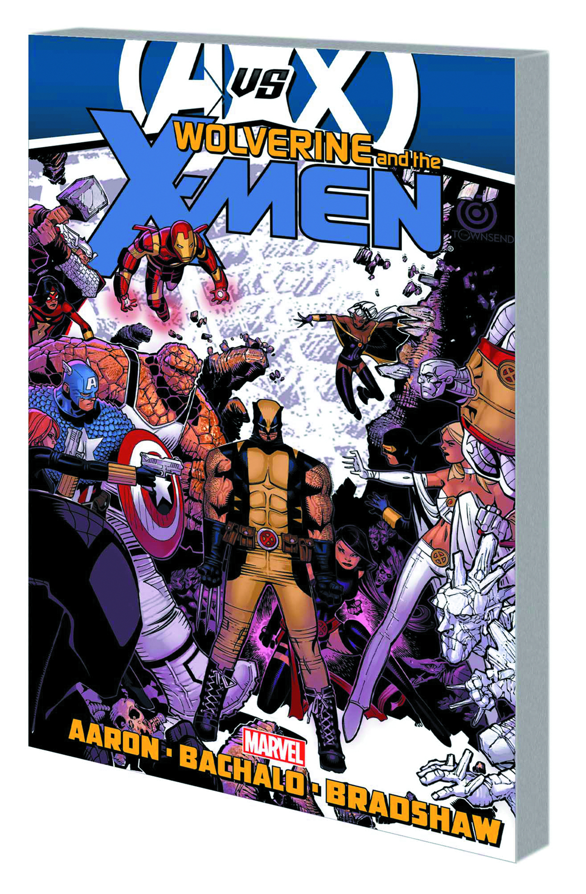 WOLVERINE AND X-MEN BY JASON AARON TP VOL 03 AVX