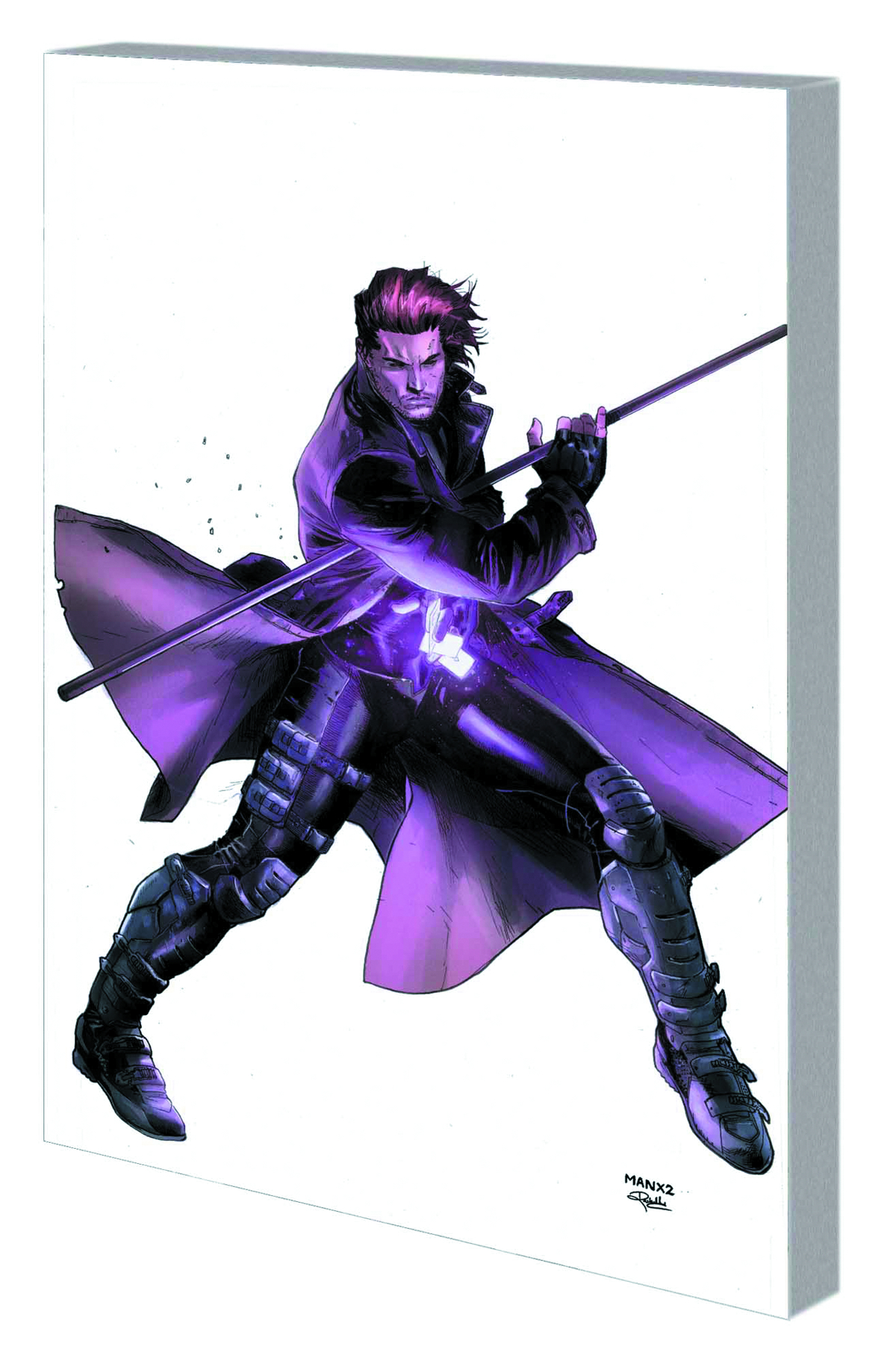 GAMBIT TP VOL 01 ONCE A THIEF