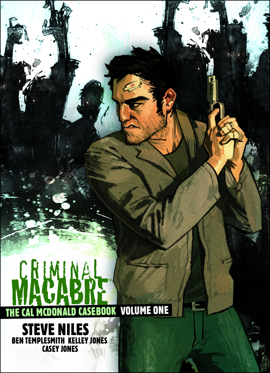CRIMINAL MACABRE CAL MCDONALD CASEBOOK HC VOL 01 (DEC120083)