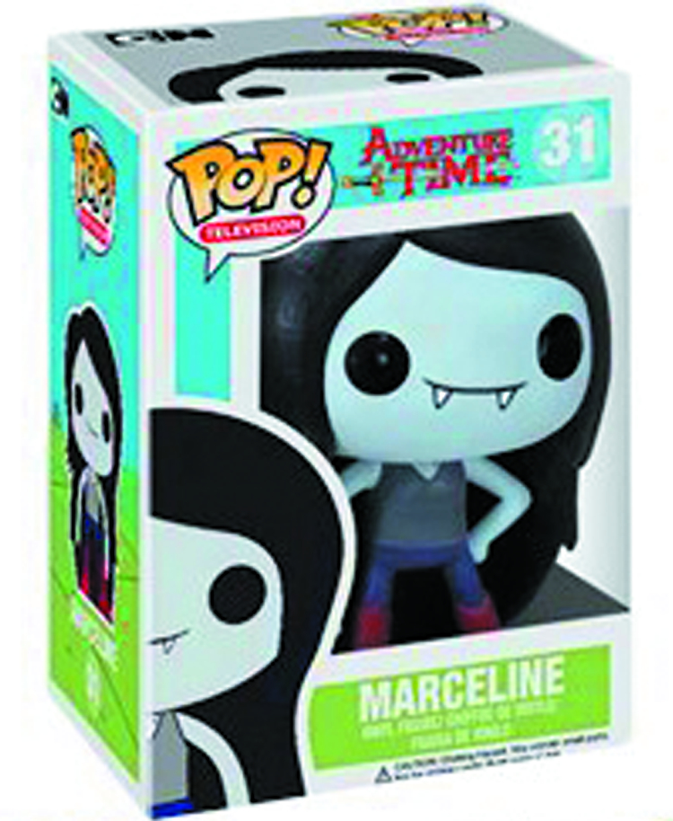 POP ADVENTURE TIME MARCELINE VINYL FIG