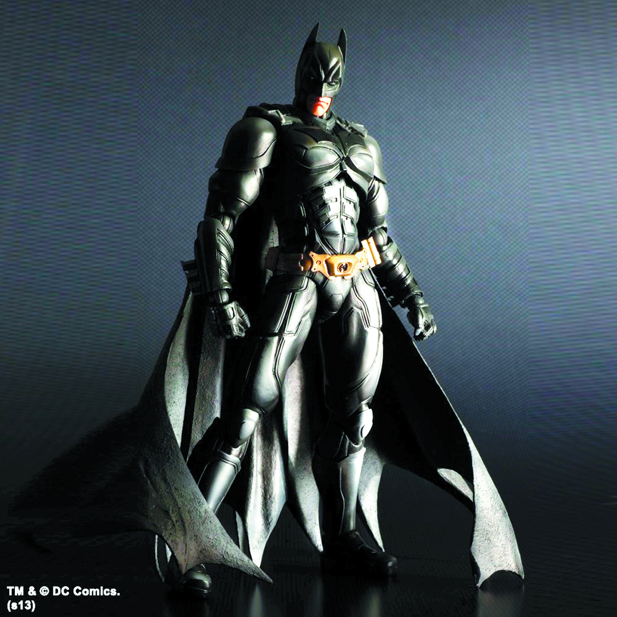 DARK KNIGHT TRILOGY PLAY ARTS KAI BATMAN AF
