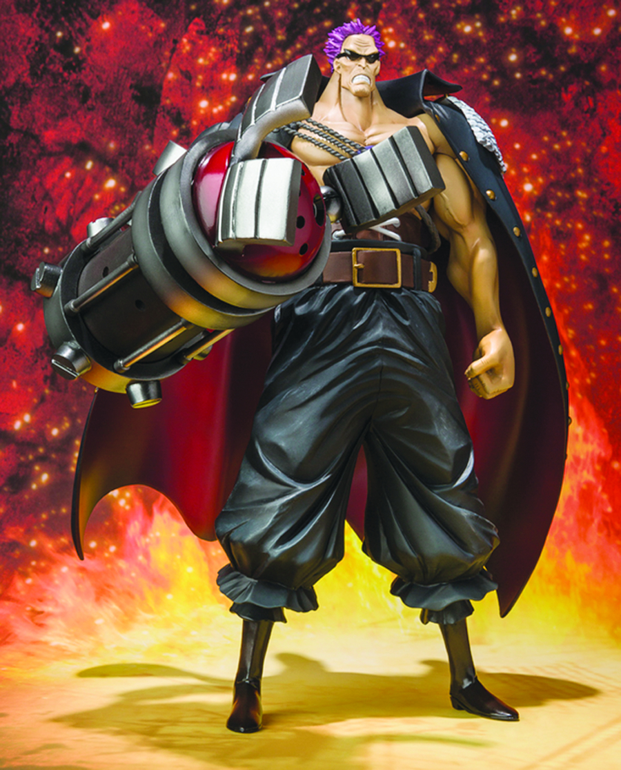 ONE PIECE Z FIGUARTS ZERO FILM Z VER