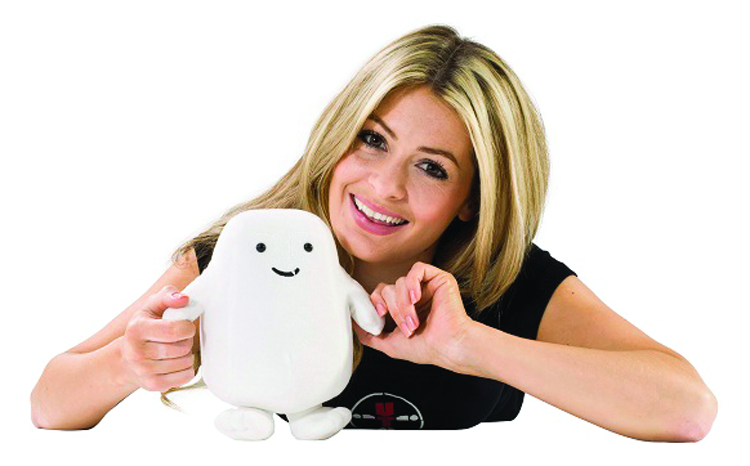 DOCTOR WHO 8IN ADIPOSE PLUSH