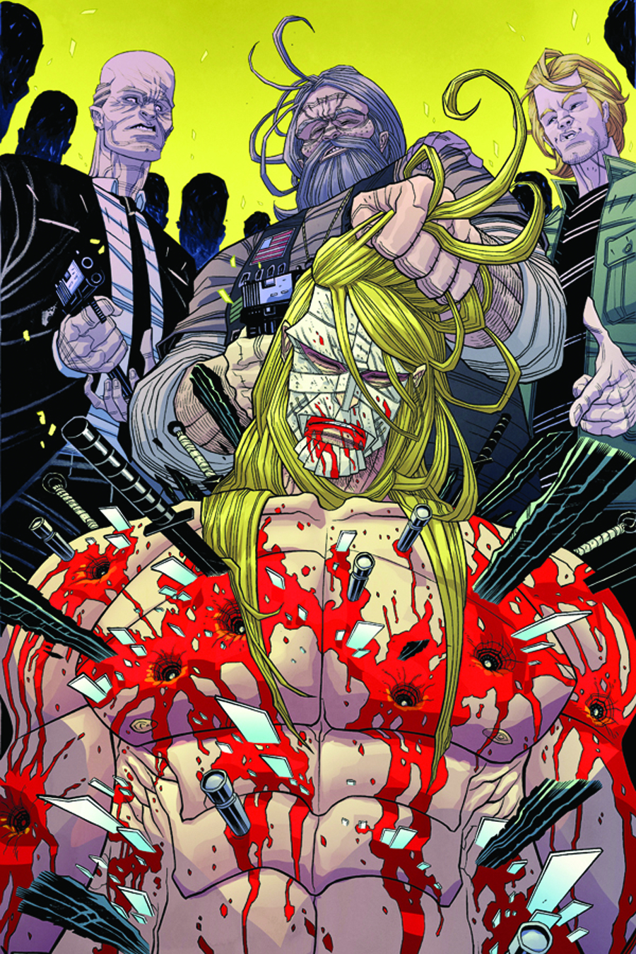 LEGEND OF LUTHER STRODE #3 (OF 6)