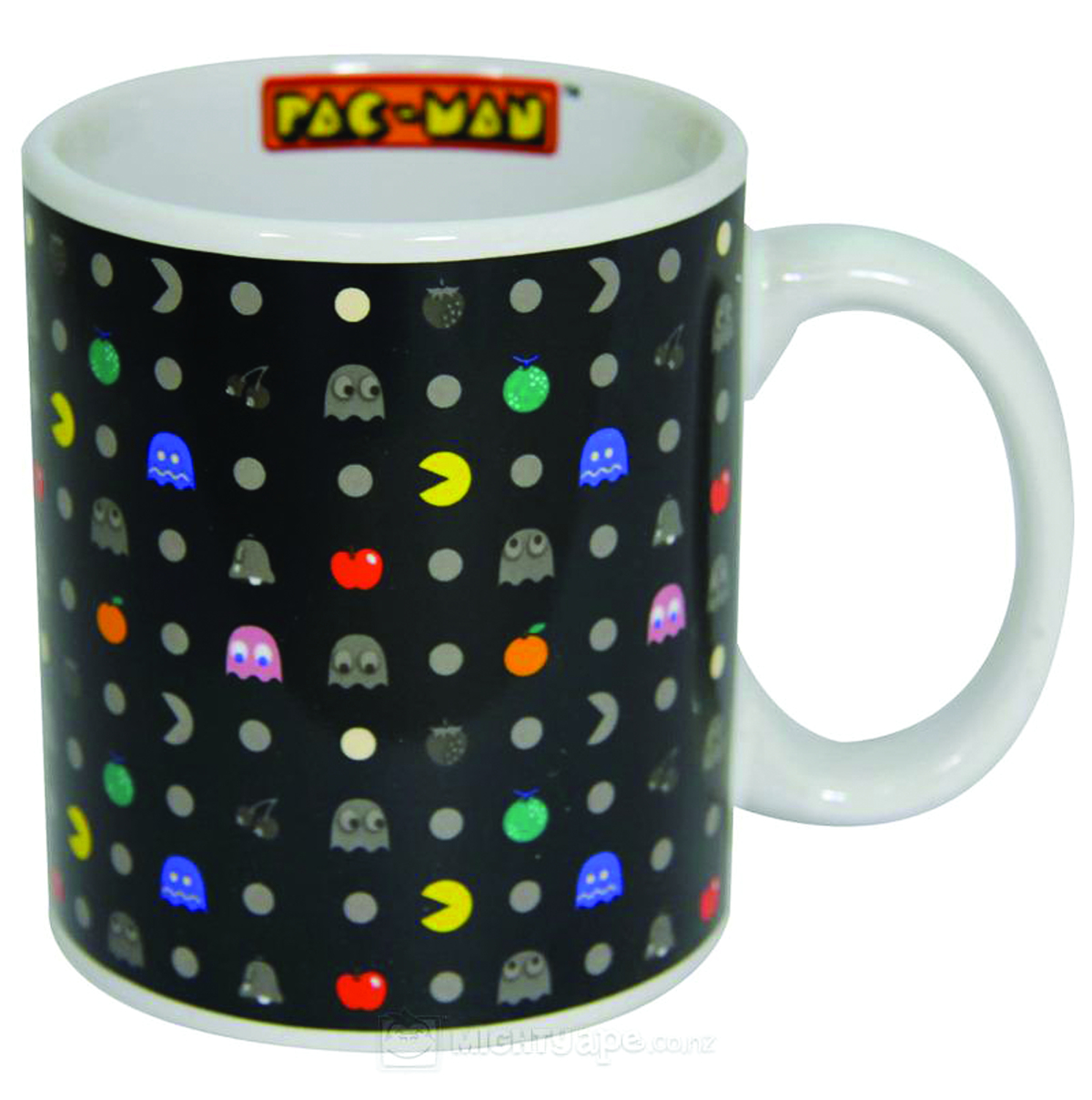 PAC-MAN REPEAT PRINT MUG