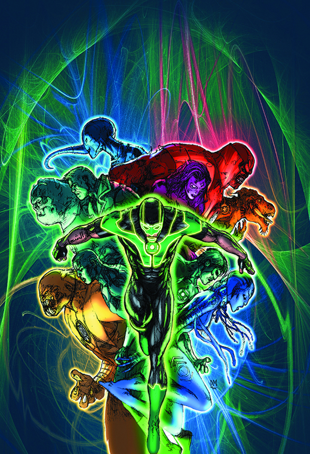 GREEN LANTERN #17 (WRATH)