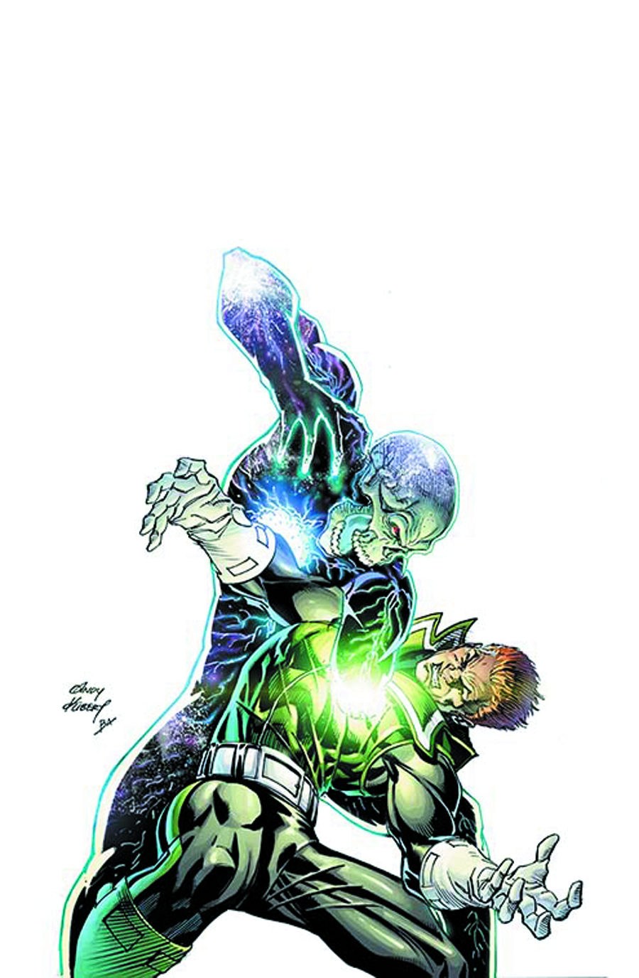 GREEN LANTERN CORPS #17 (WRATH)