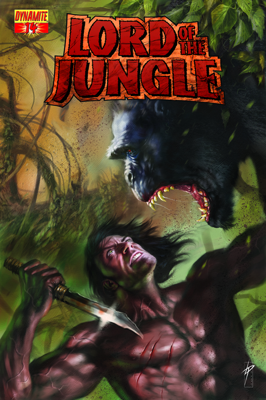 LORD OF THE JUNGLE #14