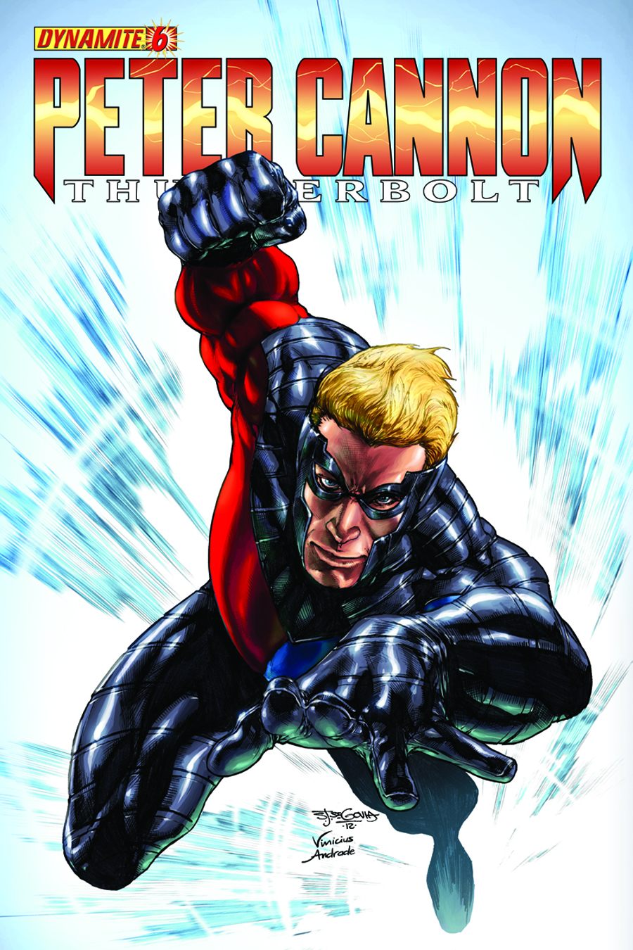PETER CANNON THUNDERBOLT #6