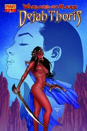 WARLORD OF MARS DEJAH THORIS #24