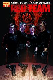GARTH ENNIS RED TEAM #1