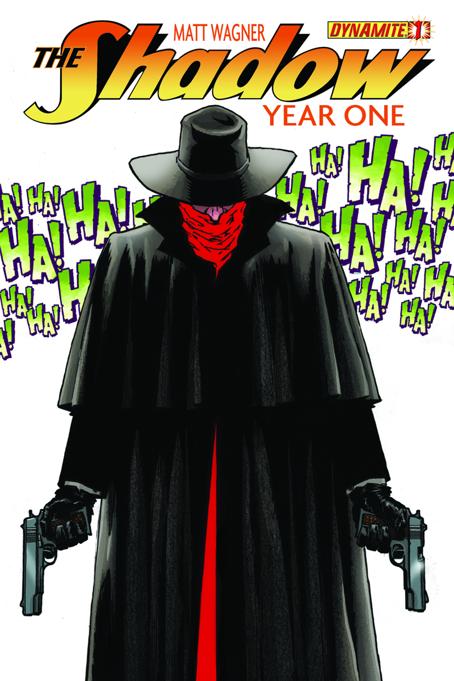 SHADOW YEAR ONE #1