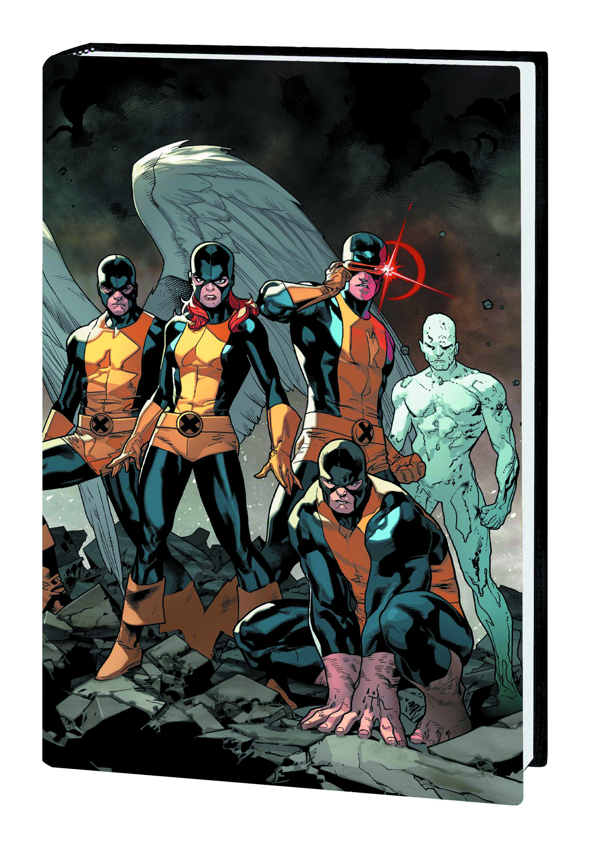 ALL NEW X-MEN PREM HC VOL 01 YESTERDAYS X-MEN NOW