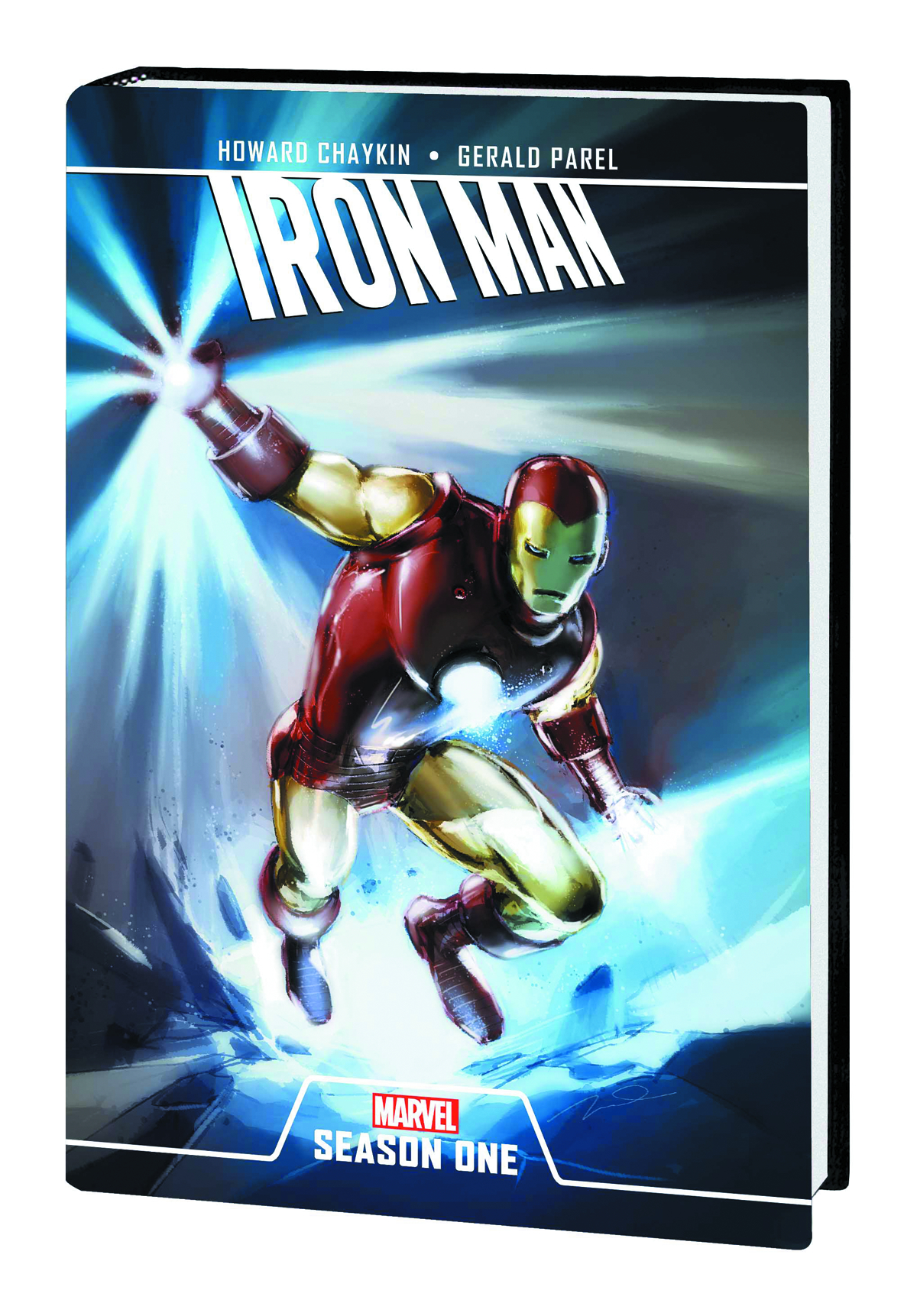 IRON MAN SEASON ONE PREM HC