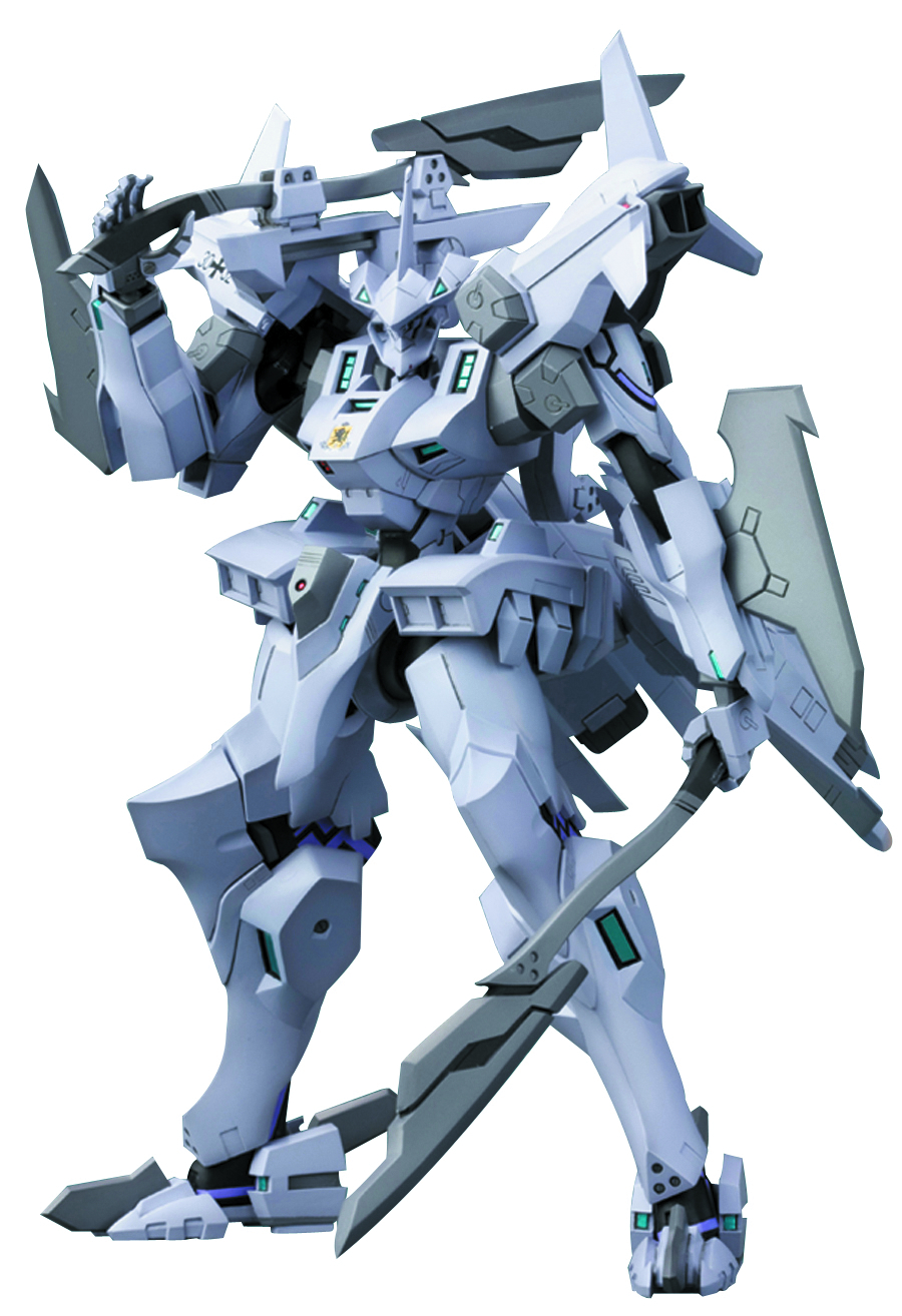 MUV-LUV ALT EF-2000 TYPHOON CEREBUS PLASTIC MDL KIT