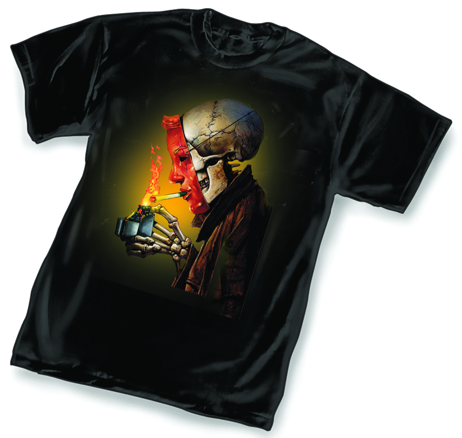 HELLBLAZER LIGHT UP BY BISLEY T/S XXL