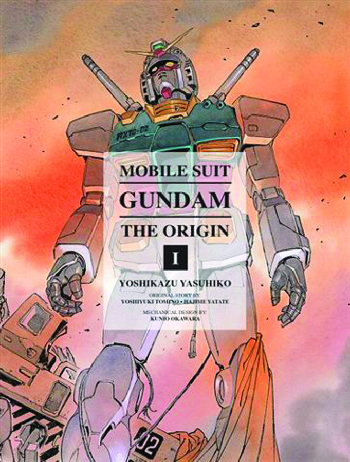 MOBILE SUIT GUNDAM ORIGIN HC GN VOL 01 ACTIVATION