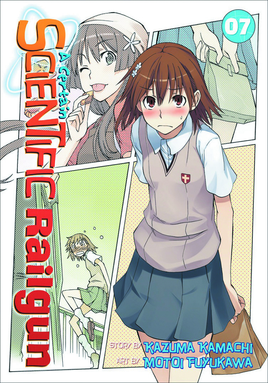 CERTAIN SCIENTIFIC RAILGUN GN VOL 07