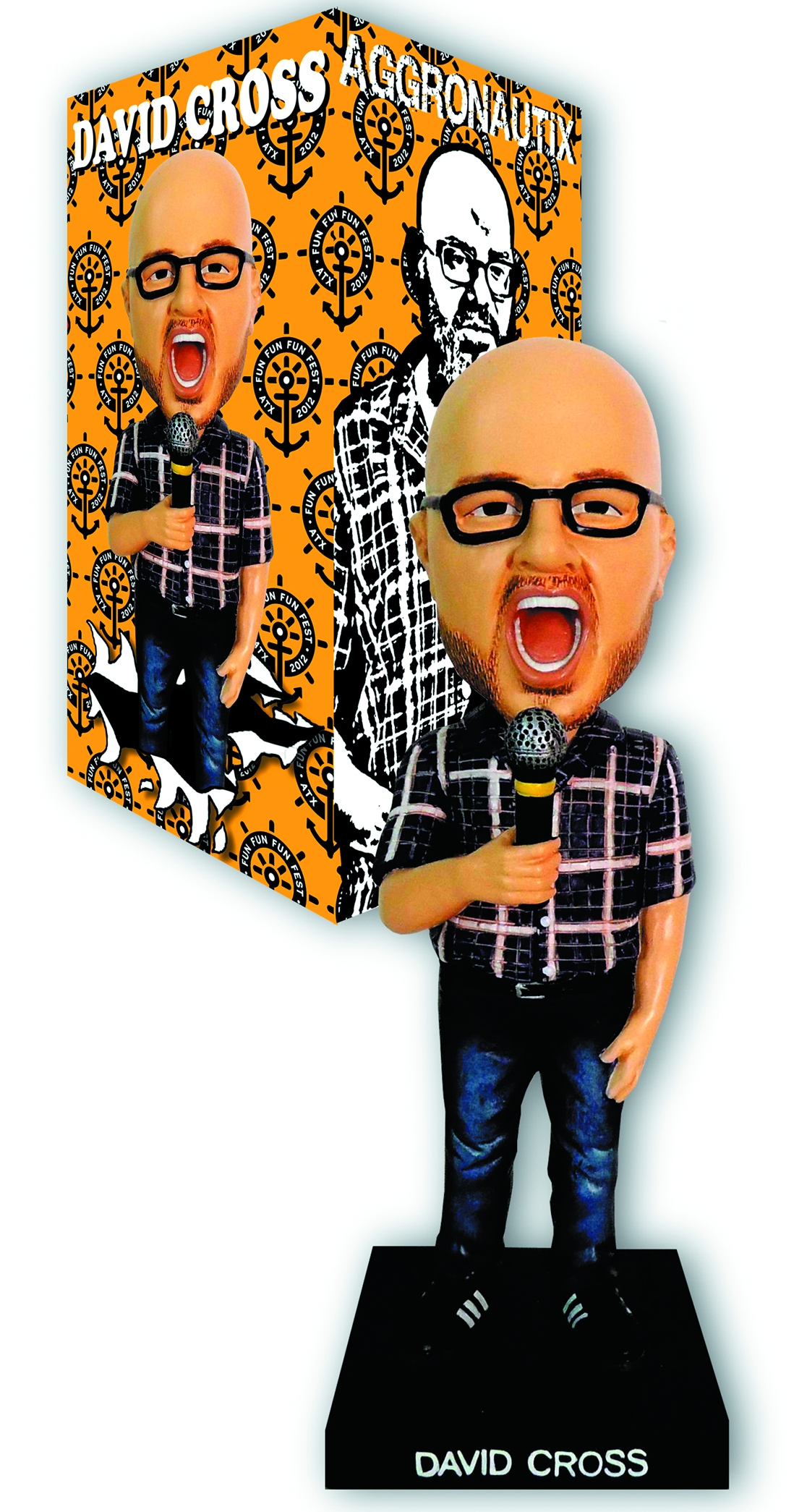 DAVID CROSS THROBBLEHEAD