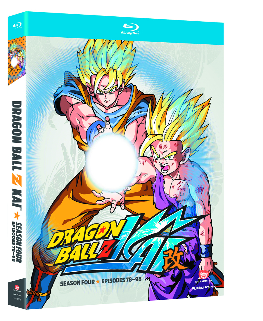 DRAGONBALL Z KAI BD SEA 04