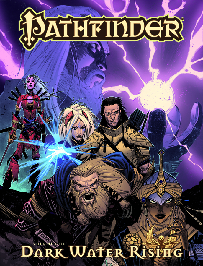 PATHFINDER HC VOL 01 DARK WATERS RISING