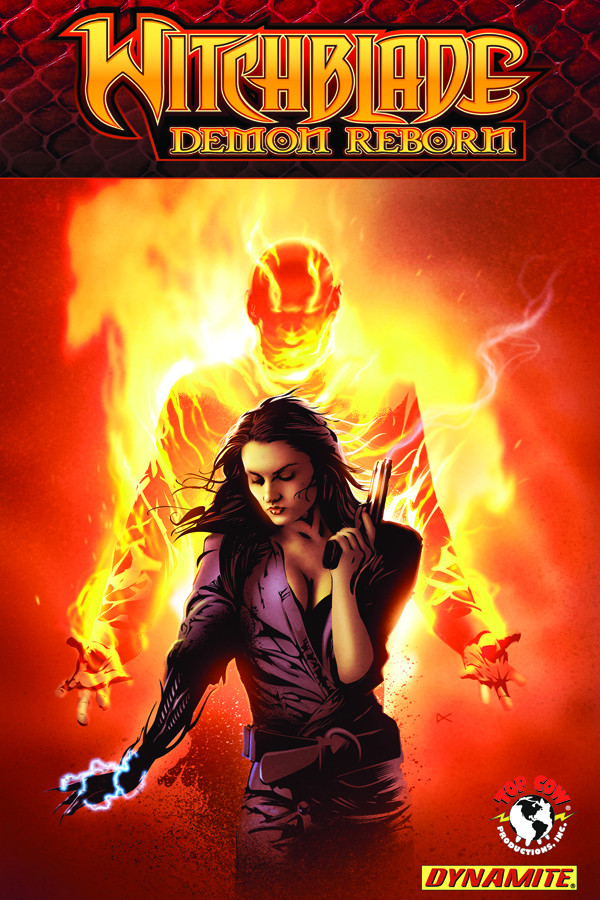 WITCHBLADE DEMON REBORN TP