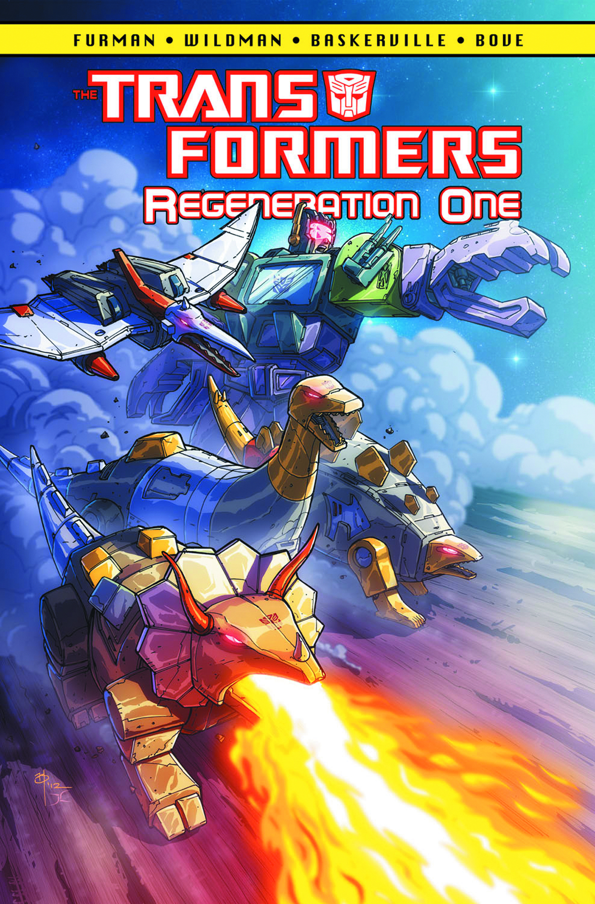 TRANSFORMERS REGENERATION ONE TP VOL 02